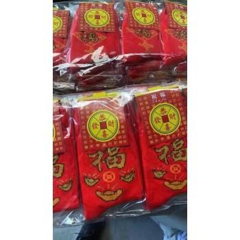福福福红袜(包邮)